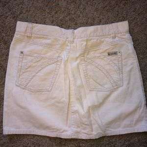Roxy Corduroy Vintage Skirt.    5/6